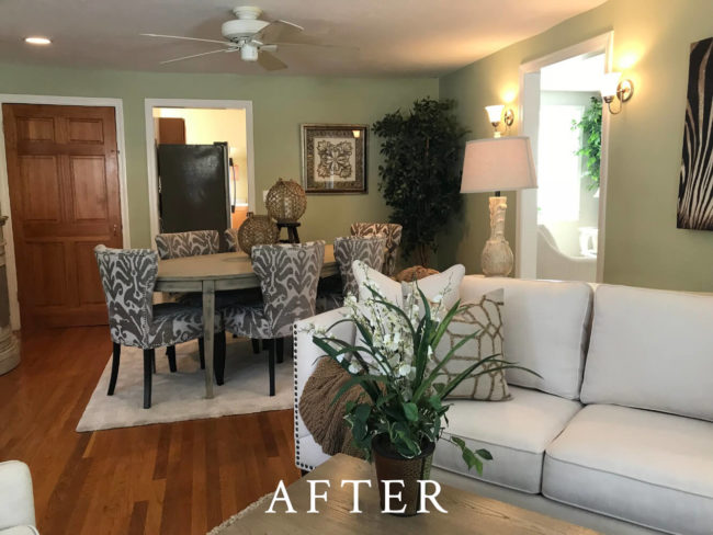 Wayland Staging - After