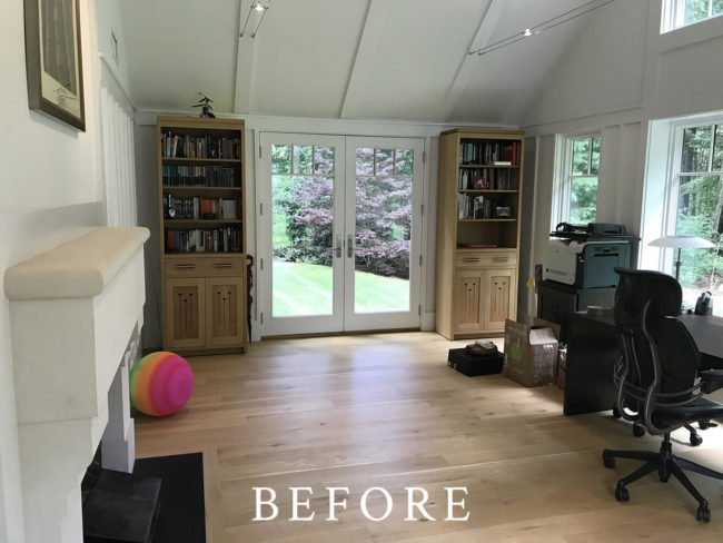 Weston Staging - Before