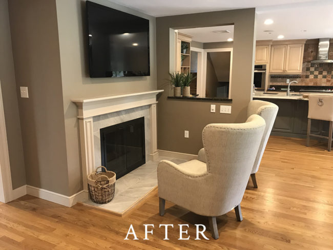 Weston Home Staging - After