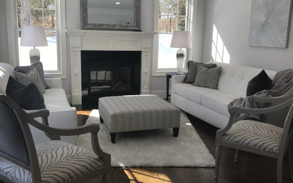 Fields Pond Road Staging